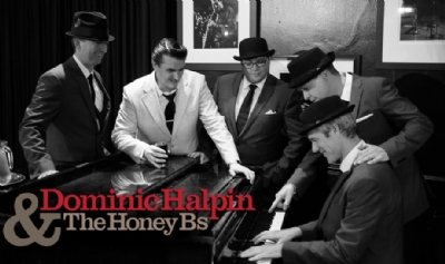 Dominic Halpin and the HoneyBees